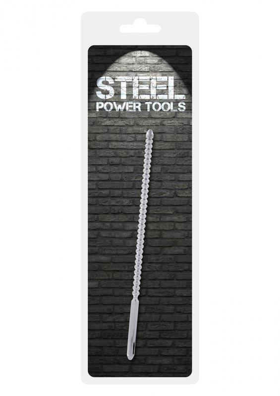 Stymulator-DIP STICK RIBBED 8MM