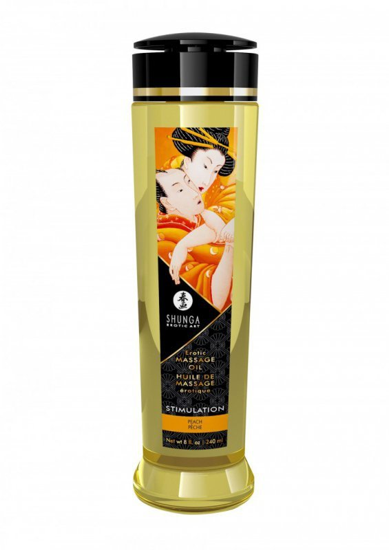 Olejek- SHUNGA MASSAGE OIL STIMULATION 240ml
