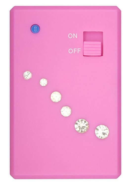 Wibrator-Crystal G-Spot Vibe Pink