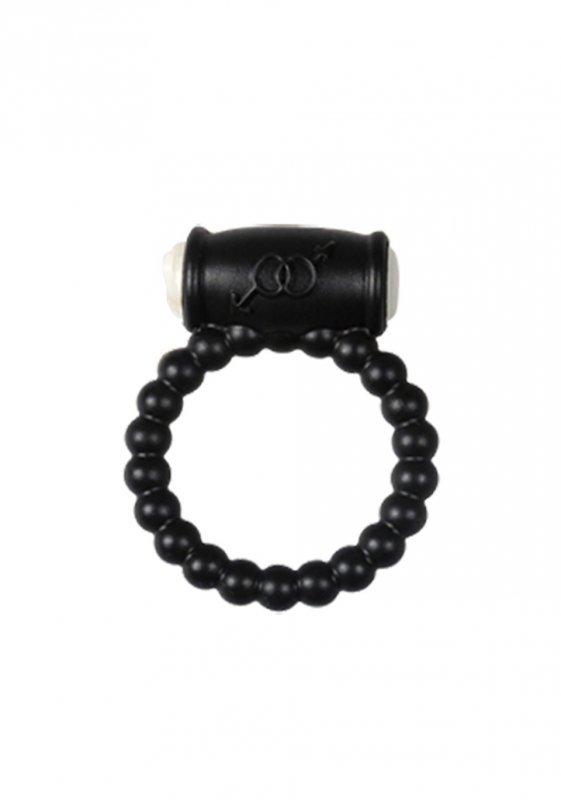 Pierścień-Wibrator - Ring. Balls. Func:1. Black