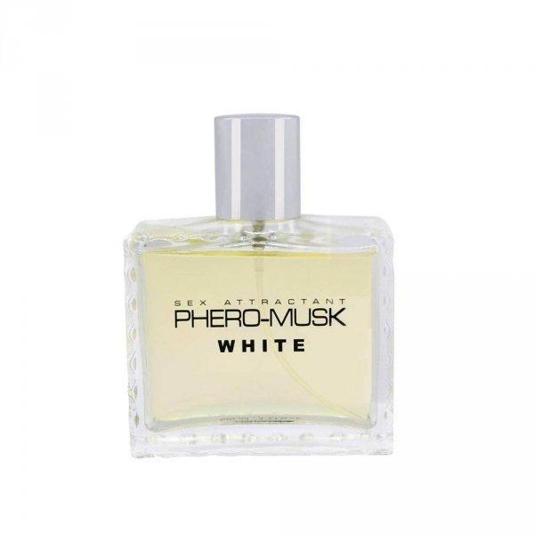 Perfumy męskie Phero-Musk White 100 ml