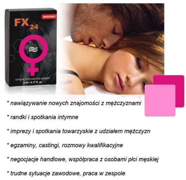 FX24 for women - neutral, roll-on 5 ml