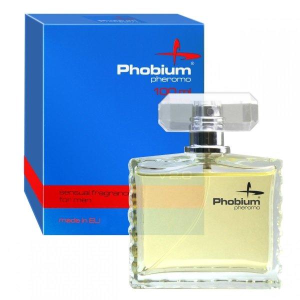 PHOBIUM Pheromo v2.0 Feromony męskie MOCNIEJSZE