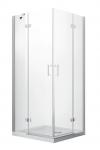 Kabina prysznicowa kwadratowa Viva 195 80x80 cm narożna