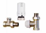 Komplet termostatyczny prosty CD-75-P15