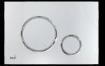 Przycisk chrom-połysk / chrom-mat Thin M771