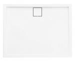 Brodzik prostokątny 90x100x5,5 Omega Stabilsound Plus