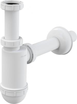 Pół-syfon umywalkowy Ø32 z nakętką 5/4 a430