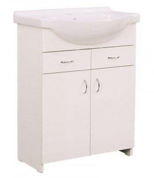 Szafka z umywalką MESA 65