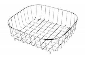 Koszyk do zlewozmywaków z prostokątną komorą