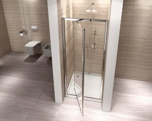 Drzwi prysznicowe Saxon 90