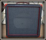 Kolumna Gitarowa 1x12  ELEGANCE BLACK MAGIC DROP V12