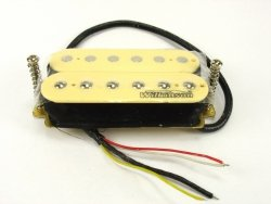 Przetwornik humbucker WILKINSON MWHB BRIDGE Ivory