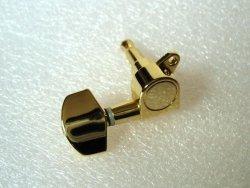 Klucz J01 3+3 typ Schaller GOLD lewy 1 szt.