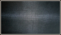 Grill cloth Fender BLACK  (10x10)