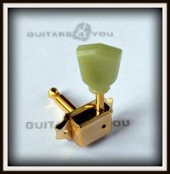 Klucz gitarowy J44 Gold typ Gibson 3+3 PRAWY