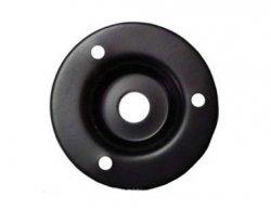 Terminal głośnikowy metal czarny 1X jack
