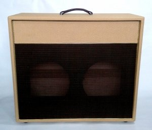 Obudowa Kolumny 2x12 BIG SIZE CUSTOM TWEED