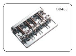 Mostek basowy  BB403  CHROM