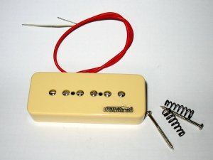 Przetwornik WILKINSON MW90 soap bar NECK Ivory