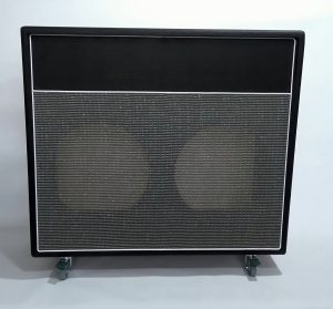 Obudowa Kolumny 2x12 BIG SIZE CUSTOM BLACK