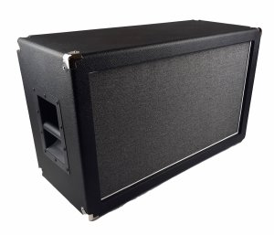 Obudowa do Kolumny BRZOZA 2x12  BLACK/ DARK