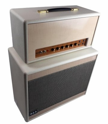 JTM 45 Boutique WHITE + 1X12 V30