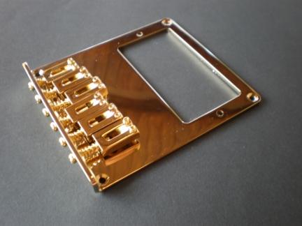 Mostek Stały Typ Telecaster GOLD HB