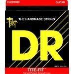 Struny DR Extra Heavy TITE FIT 011-050 elektryk