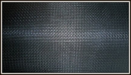 Grill cloth Fender BLACK  (10x10)
