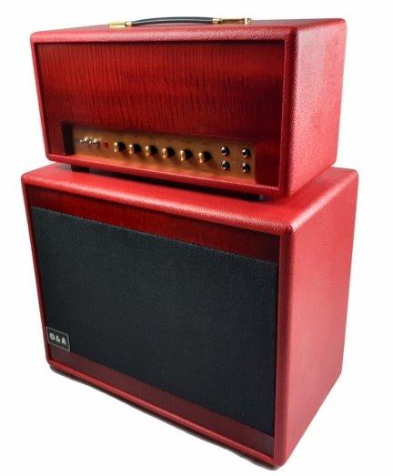 JTM 45 Boutique RED + 1X12 V30
