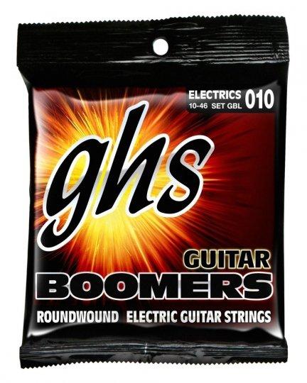 Struny GHS GBL Boomers Light 010-046 elektryk