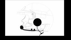 Zestaw słuchawkowy Zero Noise INTREPID do kasku otwartego