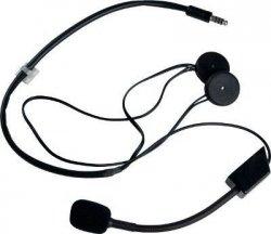 Zestaw słuchawek z mikrofonem Terratrip Professional V2 + (do kasku otwartego)