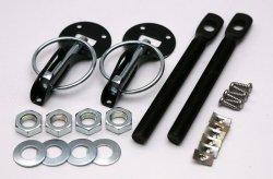 Zapinki kołkowe aluminiowe MR różne kolory