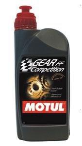 Olej przekładniowy Motul GEAR FF COMPETITION 75W140
