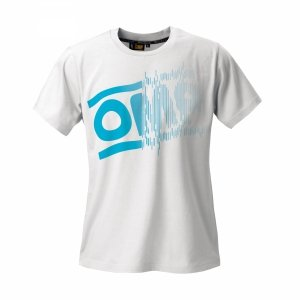 Koszulka OMP Striped Logo