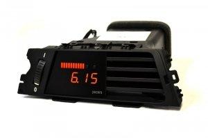 Zegar MultiDisplay Boost P3 dedykowany BMW 3 E90 (sam wyświetlacz)