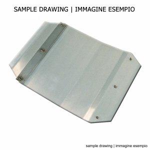 Płyta pod silnik OMP SUBARU Impreza (differential guards) 2.0 4x4
