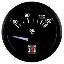 STACK ST3209 Elektryczny wskaźnik temperatury oleju