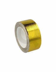 Taśma termoizolacyjna złota QSP 25mm x 4,5m