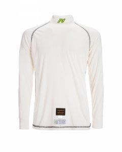 Golf P1 Advanced Racewear ARAMID COMFORT biały (FIA)