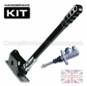 Hydrauliczny hamulec ręczny Compbrake Sportline 600mm z pompą AP Racing