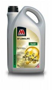 Olej Millers Oils XF Longlife 5w40 5l