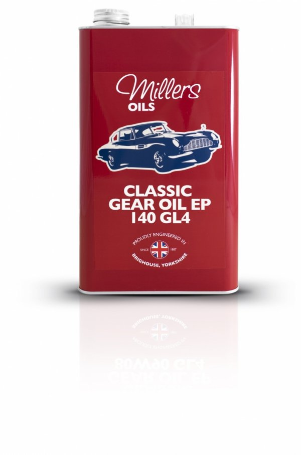 Olej Classic Gear Oil EP 140 GL4 1l