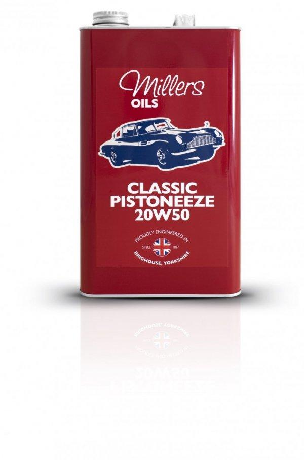 Olej Classic Pistoneeze 20w50 1l