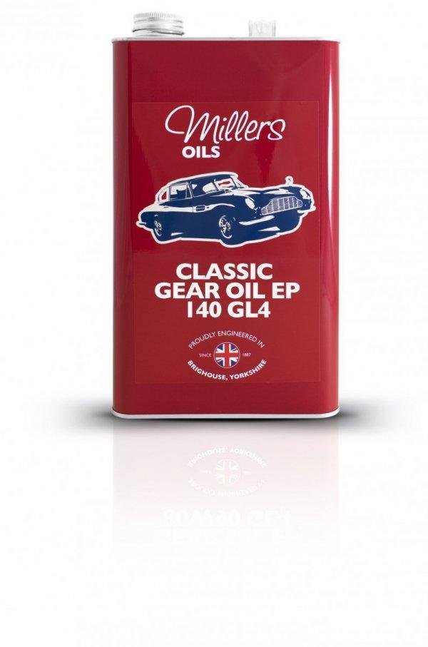 Olej Classic Gear Oil EP 140 GL4 5l