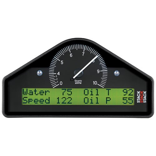 STACK Dash Display ST8100-AR (rajdy wyścigi)