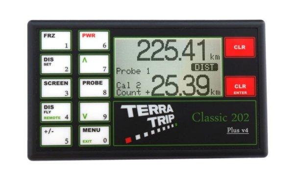 Halda Terratrip 202 CLASSIC V4