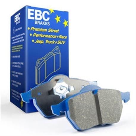 Klocki hamulcowe EBC BLUESTUFF tył SUBARU Legacy 2.0 TD (BLD) 2008-2010